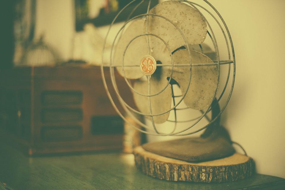 Un ventilateur silencieux pour le bien-être