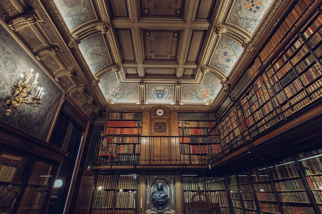 téléphone bibliotheque