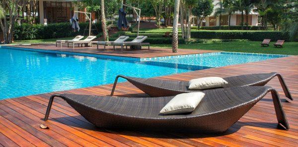 Le fauteuil de jardin, le bien-être en été