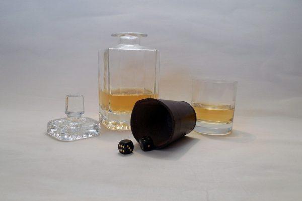 Carafe Whisky en Crystal, un outil de décoration et de service.