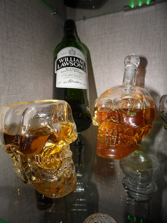 Carafe Whisky en Crystal